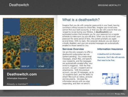 deathswitch
